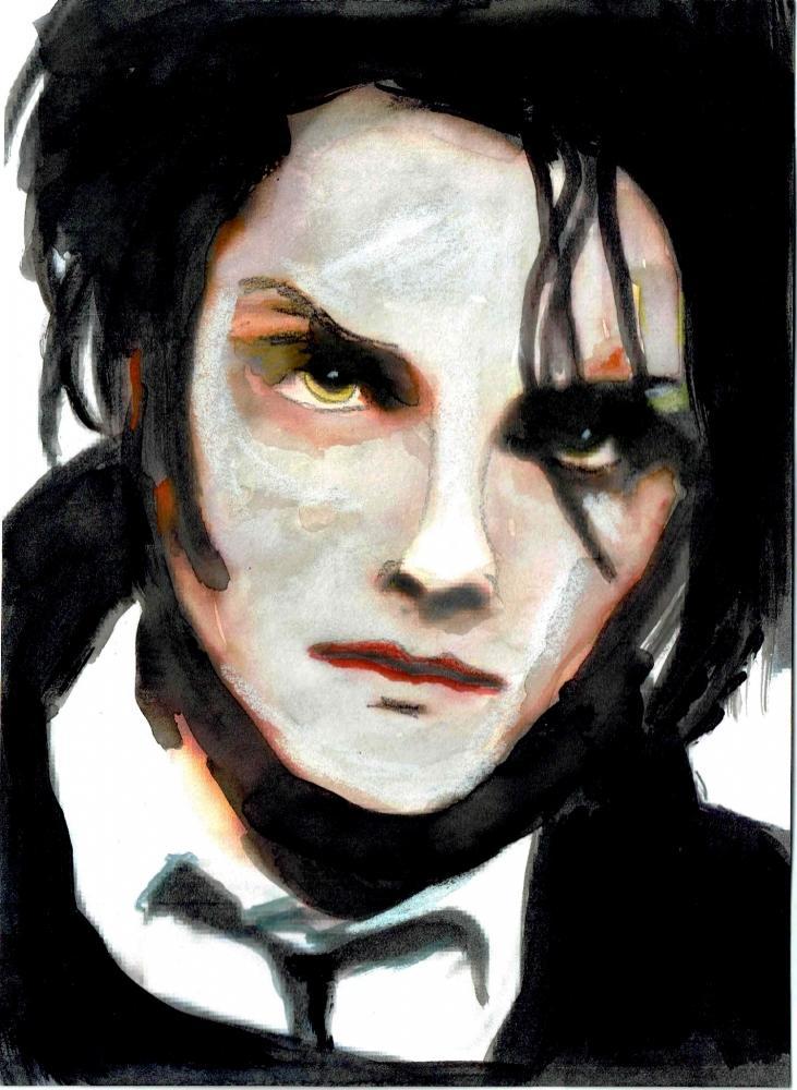 Gerard Way by brainfree
